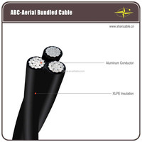 Aerial Bundled Cable/ ABC Cable,/Overhead cable good quality , factory supply