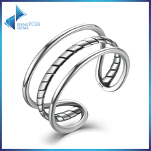 open silver ring for women cheap wholesale women jewellery s925 ring