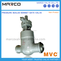 Professional supply casted or forged material rising stem slide solid and flexible wedge gate valve