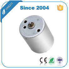 12v dc brush motor 6000rpm for using in vacuum machine
