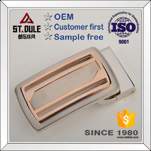 Hot sale clip copper belt buckle for men