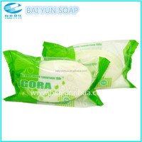 100g round shape skin soap/antiseptic function/remove body odor