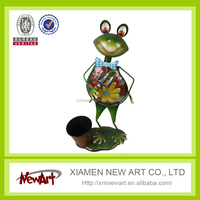 China supplier new products home decor garden decoration frog arts and crafts