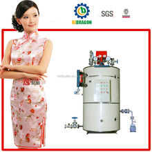 home using full automatical control gas fired hot water boiler