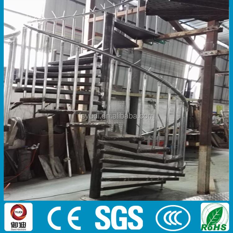 Venta escalera de caracol de hierro forjado escalera de - Dimensiones escalera de caracol ...
