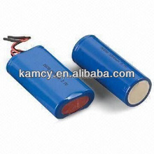 li-ion rechargeable battery pack 3.7V 18650 5000mah for power tools
