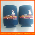 factory direct sell best-quality advantising wine glass stubby holders
