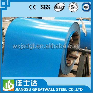 prepainted steel coil/vinyl roofing sheets / aluzinc coated galvanized steel sheet