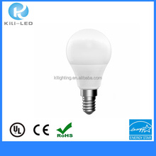 67mm width led gloable shape indoor lamp A60/E27 bulb