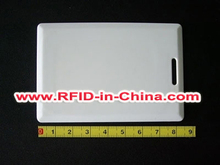 125KHz Cram Shell Oyster Card RFID Smart Card, Printable PVC/Plastic RFID ID Card with Wholesale Price