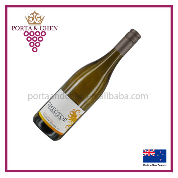 White wine from New Zealand expensive wine New Zealand White wine - Mt Hector 2014 pinot gris
