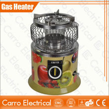 Factory direct LPG natural long life gas heater cooker portable indoor gas heater