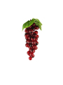 Custom fashionable artificial fruits,plastic grape bunch