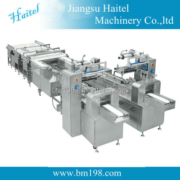 Automatic product tidying feeding and packing machine,embossing price