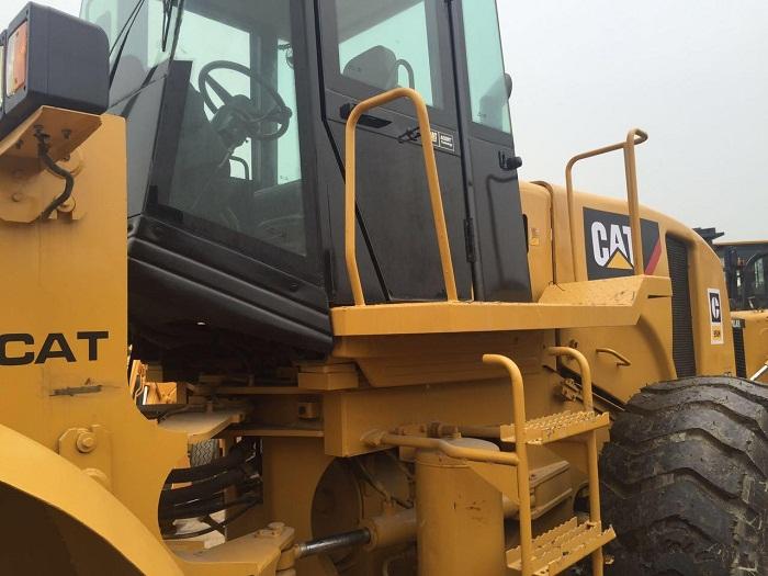 Used cat/caterpillar 966E wheel loader used caterpillar 966F/ 966E /966G loader for sale