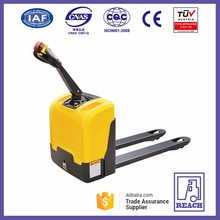 2000kg capacity mini small electric pallet truck