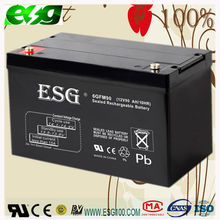 12v90AH/ SEALED LEAD ACID BATTERY /12V 24V 48V/ for UPS