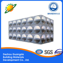 Guangda new design stainless steel water tank from China