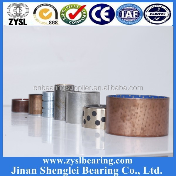CuSn8P split bronze bearing,hardness PVB090 roller sliding bronze bushing