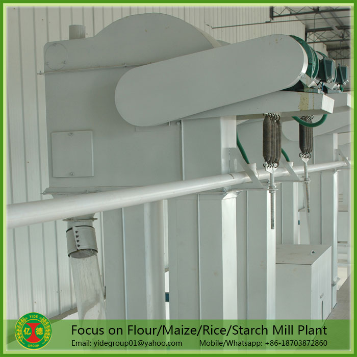 Energy saving High cost-performance rice mill and dryer