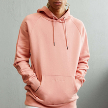 2017 Custom Fashion Men Clothing No Zipper Blank Oversized Hoodie