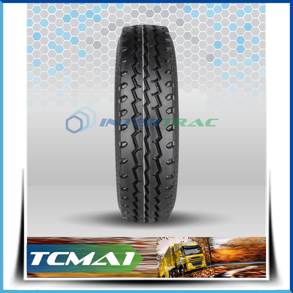 Intertrac brand all steel radial tt light truck tyre 700r16 8.25r16 750r16