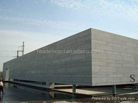 CE marked compressed cement board exterior interior wall panel