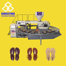 Rubber Slipper Sandal Flip Flop Making Machine