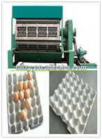 automatic pulp coffee tray machine/pulp egg tray making machine with high efficiency 0086-18703616536