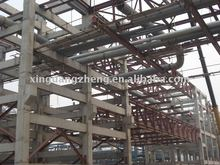 Light tube truss steel structure supplier