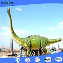Innova - Outdoor Amusement Park decorate animated life size resin fiberglass dinosaur