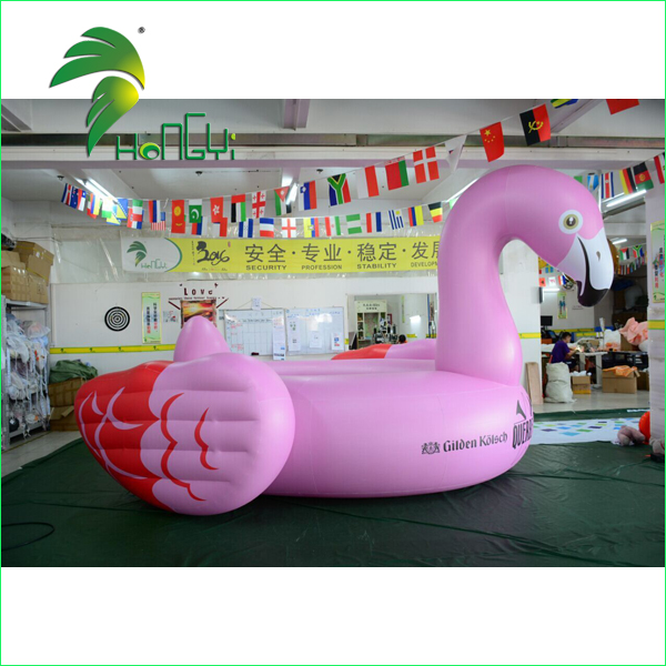 Factory Direct Inflatable Pink Flamingo