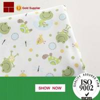 Hot new products for 2015 made in China custom printed cotton fabric for bed sheet in roll