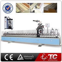 Hot Stamping Foil Machine PUR hot melt laminating machine used in particle board