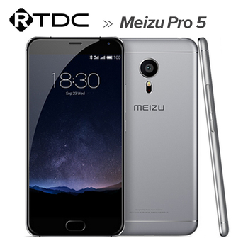 Original Meizu MX5 Pro Mobile Phone Exynos Octa Core 21.16MP Camera USB Type-C Android