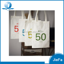 Wholesale shopping tote cotton canvas bag