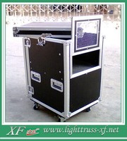 Customed multipurpose anti-shock rack case / portable case design