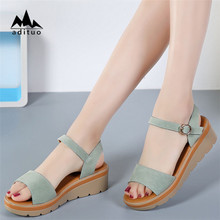 Flat Sandals Shoes For Women Ladies Pictures 2017