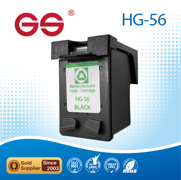 High Quality Remanufactured Compatible Inkjet Printer Ink Cartridge 56 57 C6657AN