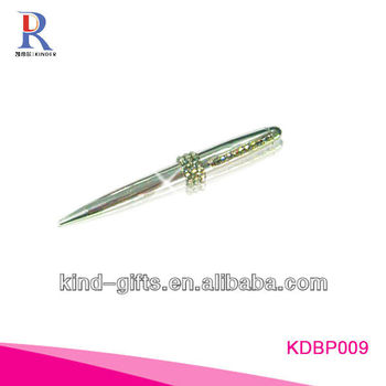 Hot Sale Bling Rhinestone Fancy Pens With Crystal China Factory