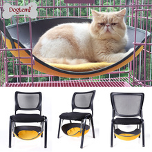 New Hot Saling Cat/Kitten Dog pet house bed lounger Cage hammock