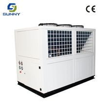 Laboratory use standard industrial new-designed box type water chiller