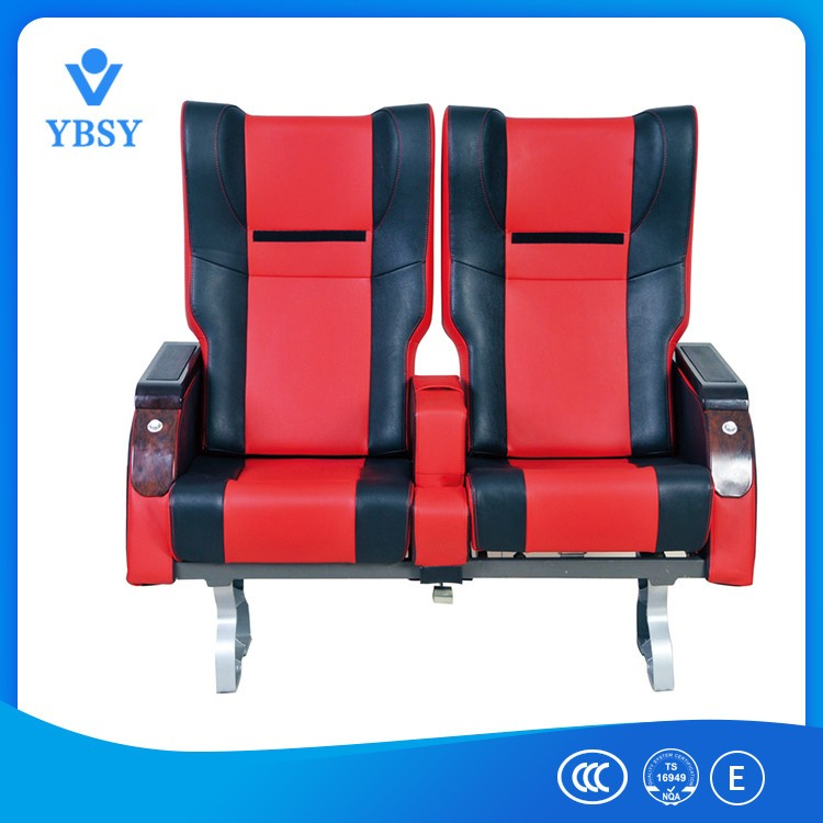Professional leather minibus seat made in China