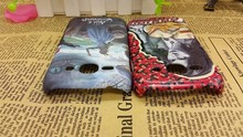 3D Sublimation Blank Polymer material Phone Case for HTC M10