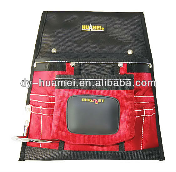 Small Multi Function Wasti Tool Pouch with Magnet
