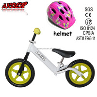 Ander patent No-Pedal Balance Bike for kids /Baby push bicycle with red helmet (Accept OEM service )