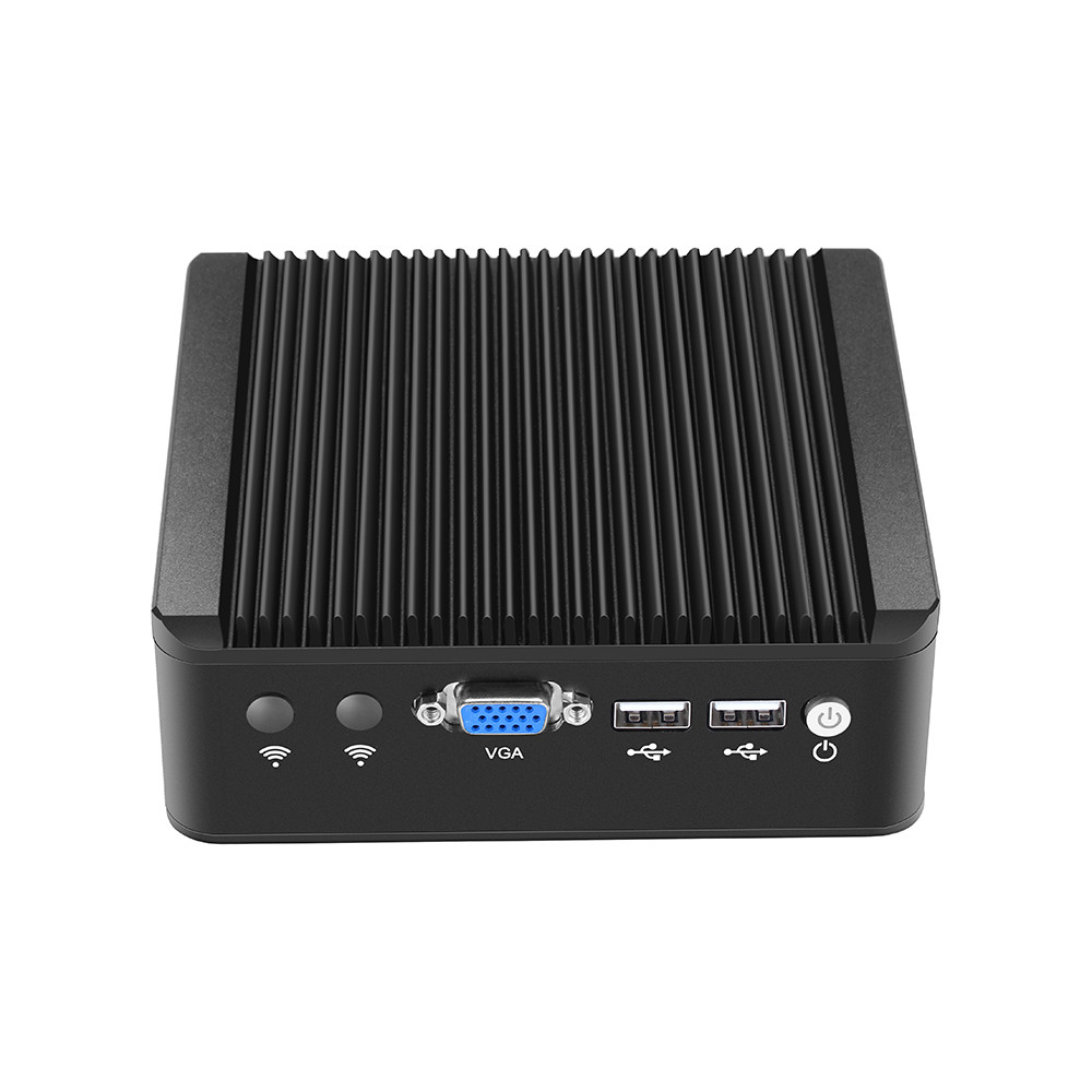 XCY Firewall celeron J1900 4 lan quad core intel nuc cheap mini pc smart tv box pfsense 4 RJ45 computer