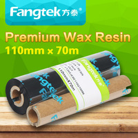 Fangtek Wax-Resin Thermal Transfer Ribbon 110mm*70m/Mixed Ribbon