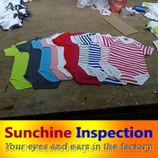 garment quality inspection service/ quality control and quality slogan/ clothing final random inspection