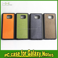 Skinning Phone PC Case For Samsung Galaxy Note 5 Cover
